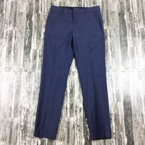 Banana Republic Ryan Slim Pants Navy Slacks New